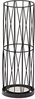 (Black) - Mango Steam Pluvian Soakstone Umbrella Holder (Black)