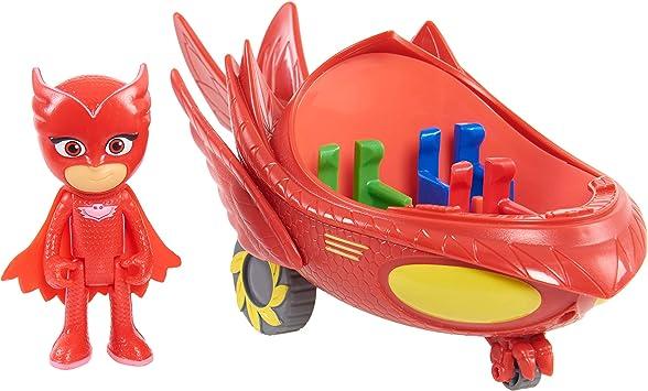 PJ Masks Vehículos de juguete (Bandai 24577) , color/modelo surtido