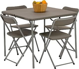 Vango Woodland 桌椅套装 - 灰色