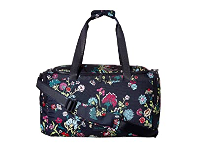 Vera Bradley ReActive Small Gym Bag (Itsy Ditsy Floral) Carry on Luggage