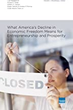 What America's Decline in Economic Freedom Means for Entrepreneurship and Prosperity
