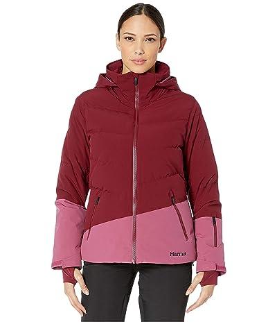 Marmot Slingshot Jacket (Claret/Dry Rose) Women