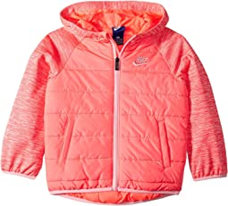 Therma Fleece Quilted Jacket (Little Kids)
