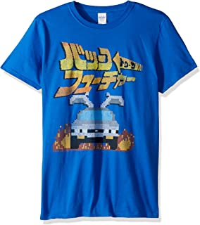 American Classics Back To The Future Kanji Adult Short Sleeve T-Shirt