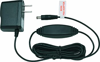 BOSS AC Adapter for Compact and Twin Guitar Pedals, Multi-Effects, Tuners, and more (PSA-120S2)