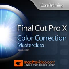 Featuring our industry specialist trainer, Iain Anderson ! This course on Color Correction will show you everything you need to know ! With 31 videos, and 2 hours and 32 minutes of valuable reference material ! Including a fully interactive interface...