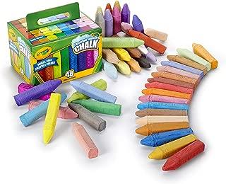 Crayola 繪兒樂 48色戶外粉筆套裝 51-2048