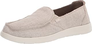 Sanuk womens Donna Lite Tx Loafer, Peyote, 8.5 US