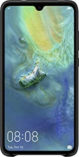 Huawei Silicone Case for Huawei Mate 20 - Black