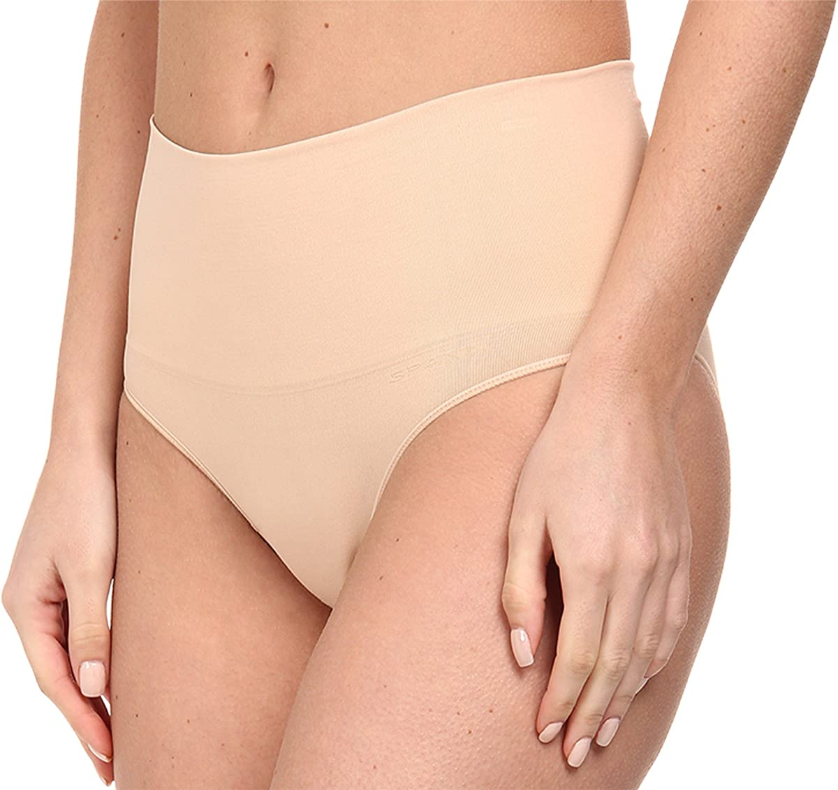 SPANX Women's Everyday Shaping Seamless Panty