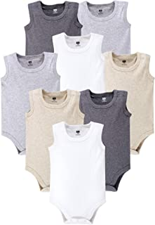 Hudson Baby Baby Boys' Sleeveless Bodysuits