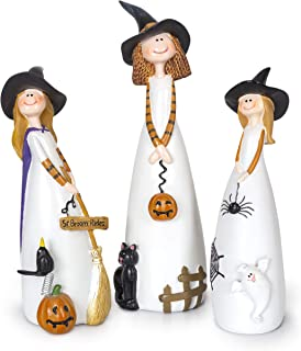 Best ceramic pumpkin with witch hat Reviews
