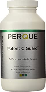 Perque Potent C Guard Powder, 16 Oz
