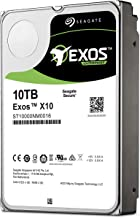 Seagate Enterprise Capacity 3.5 HDD 10TB (Helium) 7200RPM SATA 6Gb/s 256 MB Cache Internal Bare Drive (ST10000NM0016)
