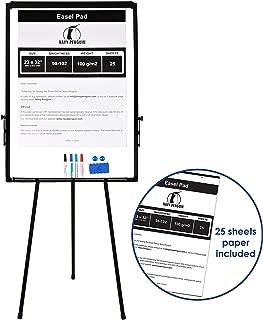 Whiteboard Easel/Flipchart Set - 40 x 28