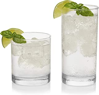 Libbey Province 24-Piece Tumbler and Rocks Glass Set
