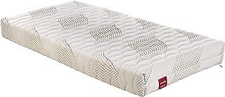 PIKOLIN – Colchón ART18 Nova (Viscoelástica + espumación - Compatible con somieres articulados/Viscofoam Mattress - Compatible with Articulated Bed Bases) 105x190 cm