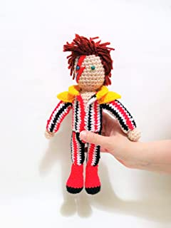 David Bowie Pupazzi Figurine