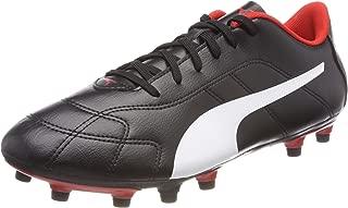 Classico C FG Firm Ground Mens Football Boot Shoe Black - UK 10