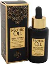 L'Oreal Professional Mythic Oil De Force Serum for Unisex, 1.7 Ounce