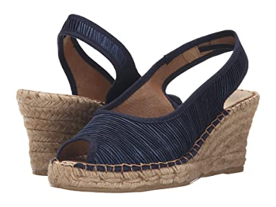Spring Step Jeanette (Navy Textile) Women