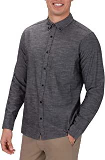 Hurley M One and Only LS Camisa de Manga Larga Hombre