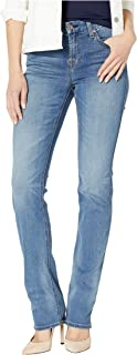7 For All Mankind Women's B(Air) Kimmie Straight Jeans in Amazing Heritage