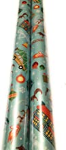 National Lampoons Christmas Vacation Holiday Gift Wrapping Paper - 20 sq ft