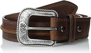 Men's Oil Skin Line Belt