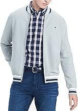 Tommy Hilfiger Mens Varsity/Baseball Sweater Jacket