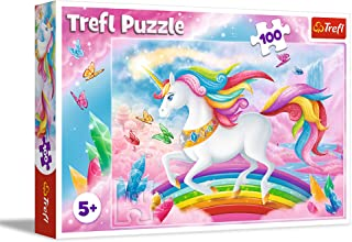 Trefl Unicorn Shaped Puzzle - 1000 Pieces