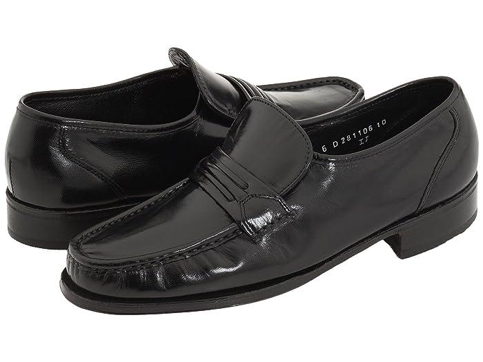 Florsheim  Como Slip-On Loafer (Black) Mens Shoes