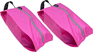 Shoe Bag Set of 2 - Travel Accessories Essentials Travel Organizers Packing Cubes Suitcase Luggage Bags for Shoes
