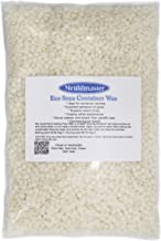 Mouldmaster Soy Container Candle Wax pellets 2 Kg, SOYA, Cream/Off White, 28 x 12 x 1 cm