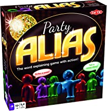 Party Alias Board Game