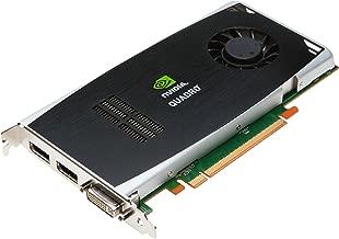 NVIDIA Quadro FX 1800 by PNY 768MB GDDR3 DDR3 PCI Express Gen 2 x16 DVI-I DL and Dual DisplayPort OpenGL, Direct X, CUDA, and OpenCL Profesional Graphics Board, VCQFX1800-PCIE-PB