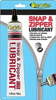 Star Brite Snap & Zipper Lubricant + Protectant - Marine Grade Anticorrosive, Non-Toxic & Non-Staining Lube
