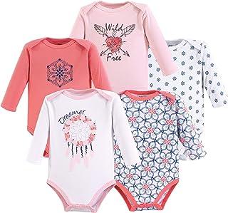 Yoga Sprout Unisex Baby Cotton Bodysuits