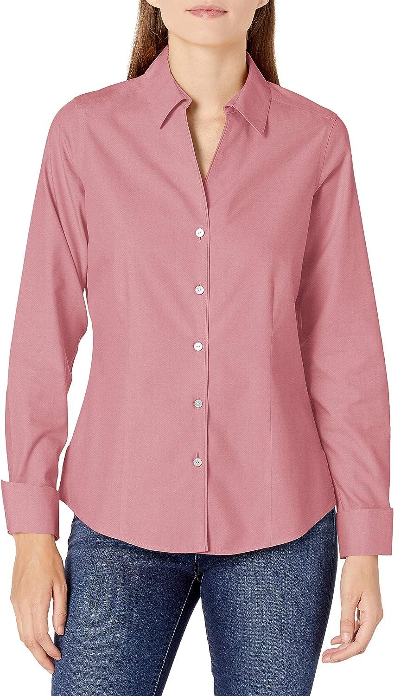 Foxcroft Women's Lauren Non-Iron Pinpoint Shirt