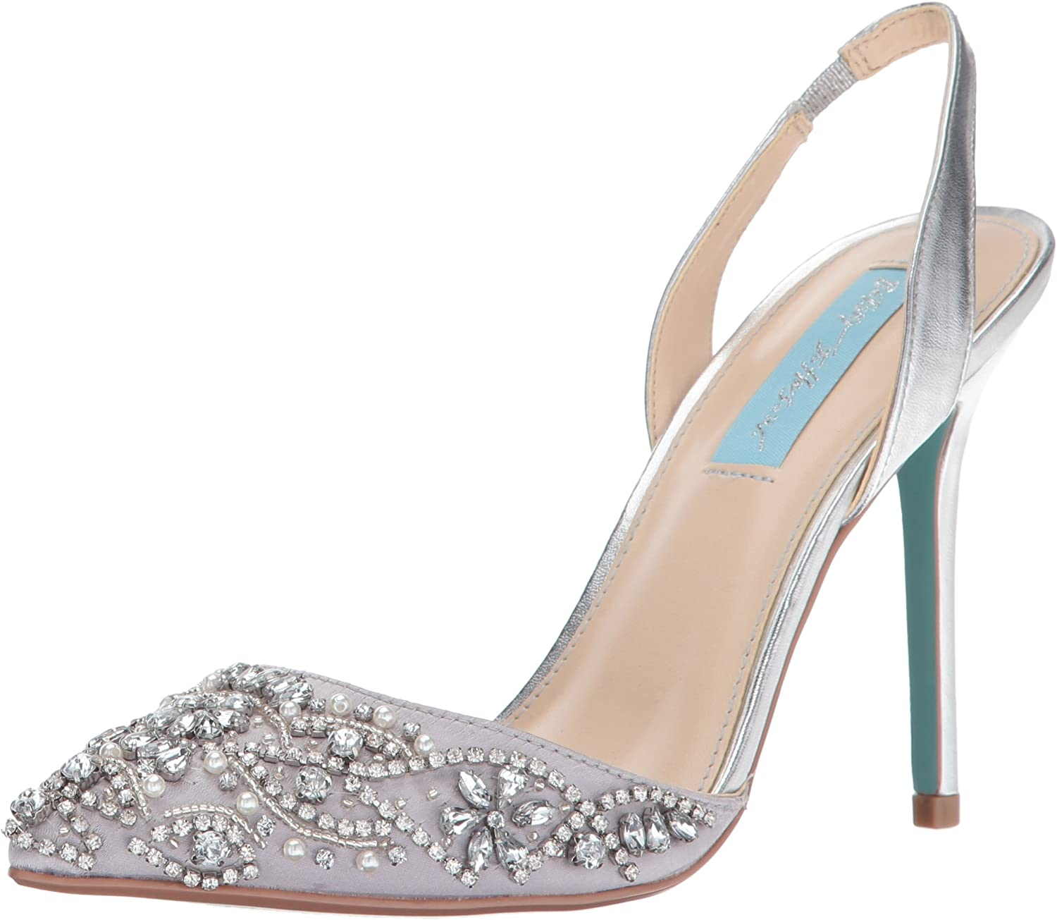 Betsey Johnson Johnson Johnson kvinnor Sb -Sonia Dress Pump  rimligt pris