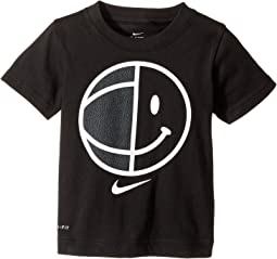 Nike Kids - Smiley B Ball Tee (Toddler)