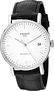 Mens Everytime Swiss Automatic Stainless Steel Casual Watch (Model: T1094071603100)