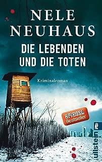 Die Lebenden und die Toten (Ein Bodenstein-Kirchhoff-Krimi 7) (German Edition)