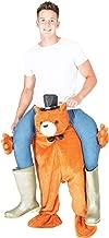 Bodysocks Adult Stuffed Carry On Bear Fancy Dress Costume