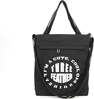 Shoulder Bag Canvas Totes Bag Shopping Cotton Crossbody Travel Weekend Handbag Work Bag