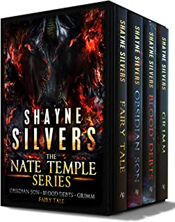 The Nate Temple Series: Books 0-3 (The Nate Temple Series Boxset Book 1)