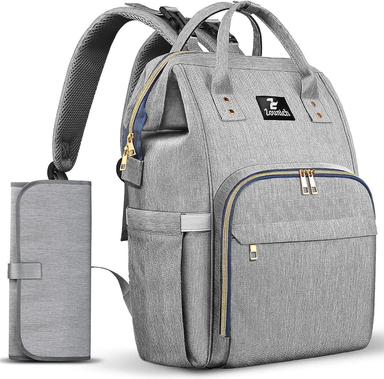 Diaper Bag Backpack,Waterproof Maternity Baby Nappy Travel Bags Back Pack