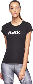 BodyTalk Women's BDTKW LOGO T SHIRT Short-Sleeved T-Shirt