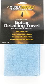 MusicNomad Edgeless Microfiber Guitar Cleaning & Polishing Cloth (MN202)