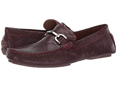 Donald J Pliner Velix (Bordo/Black) Men